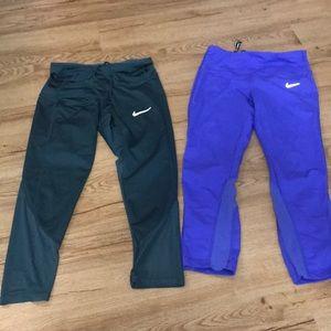 Nike leggings size XS women's